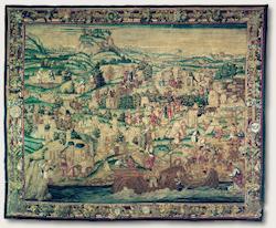 Jerusalem-Bildteppich